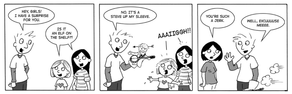 SteveUpSleeve